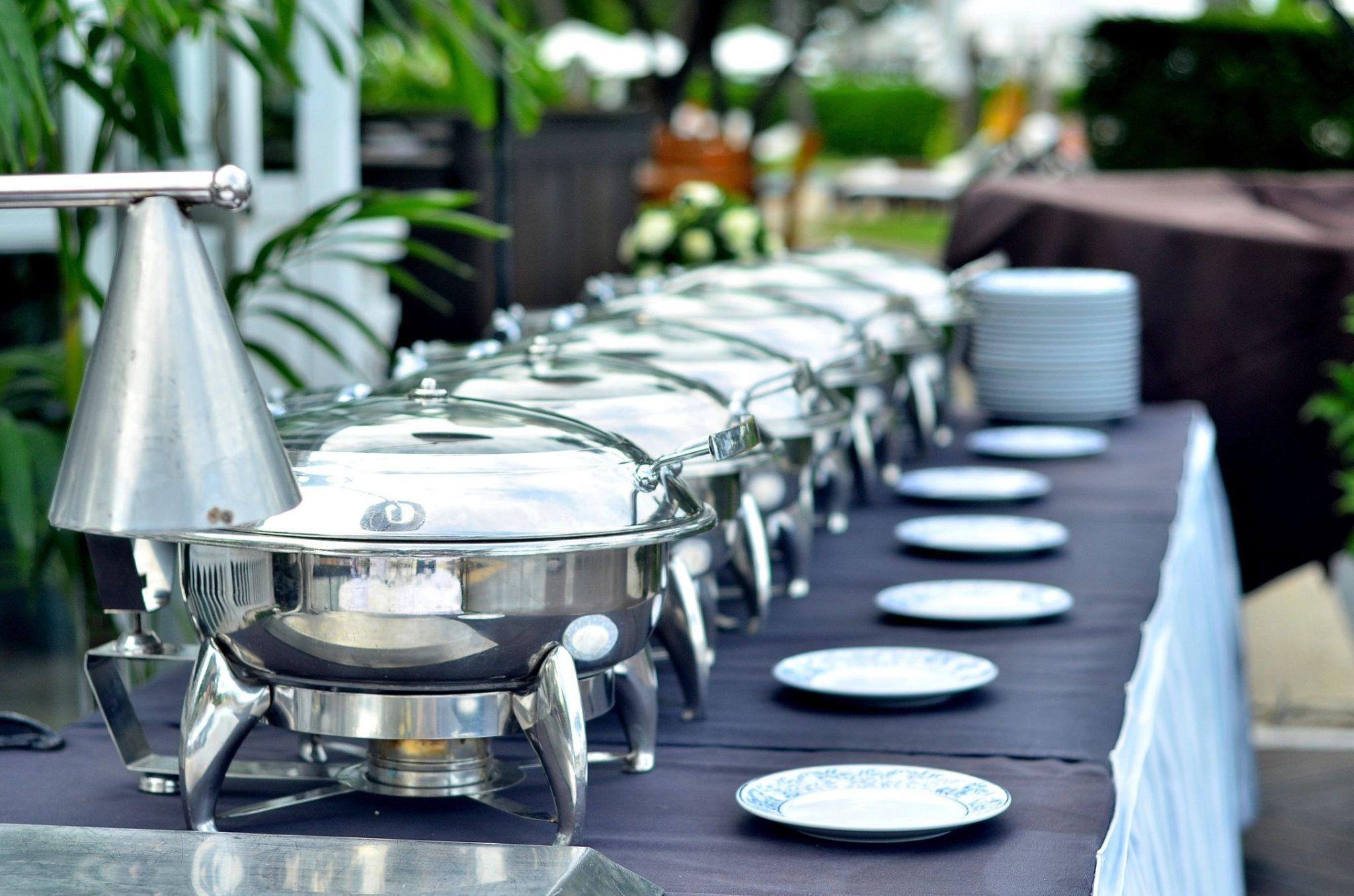 El Banquete está Preparado.